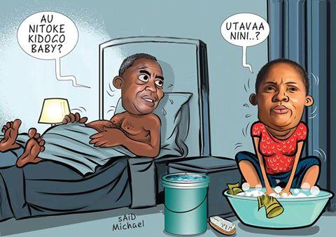 Ukimya wa Dr Slaa