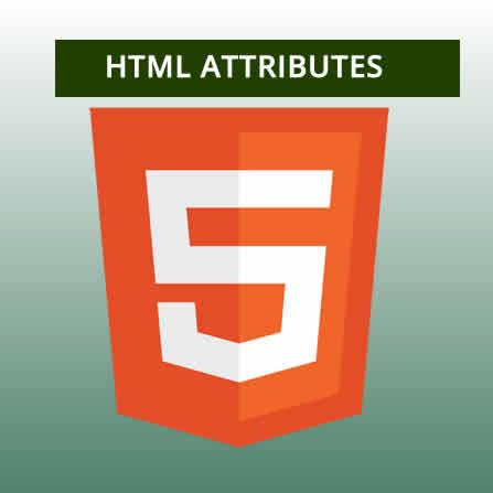 Sehemu ya tano - HTML Attributes