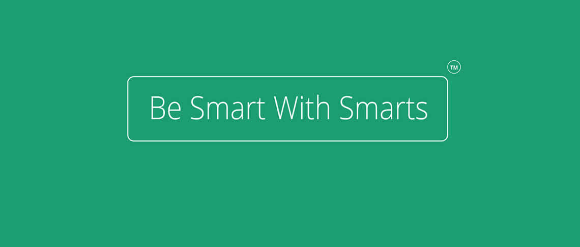 Be smart with smarts